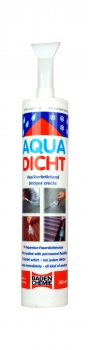 Aqua Dicht transparent - Kartusche 300ml