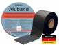 Preview: Bitumen Aluband Dichtband 100 mm - Farbe Schwarz