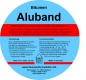 Preview: Bitumen Aluband 150 mm - Rolle 10 Meter